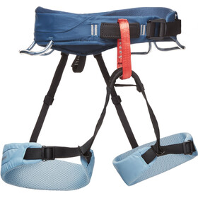 Black Diamond W's Momentum Harness Stone Blue
